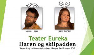 Teater Eureka med Haren og skilpadden